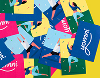 YOMNI - Brand Identity