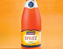 Product Photography - Spritz Cinzano