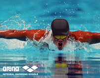 Integral Swimming Goggle