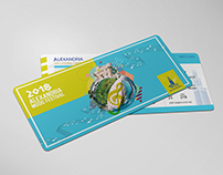 "Tickets Festivals & Calendar ""Alexandria The Cultural"