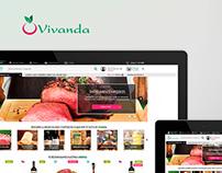 Vivanda - Web Design