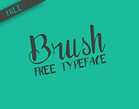 Brush | FREE Typeface