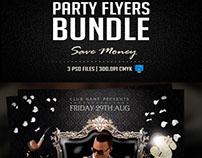 Party Flyers Bundle