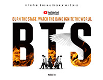 YouTube - BTS: Burn The Stage