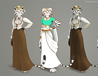Lady Marianna Concept