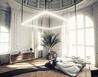 Paris Bedroom - Unreal Engine 4.0