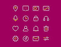 Misc icon sets