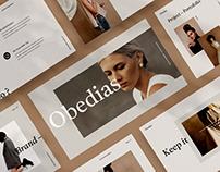 Obedias Presentation