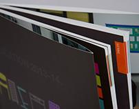 EME Catalogue Design 2013