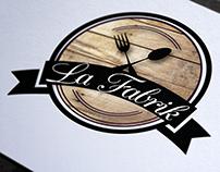 Création de logo Food Truck à Vitry, par Loolye Labat