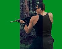 Van damme VFX training