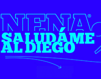 Nena Saludáme al Diego . Titles Sequence
