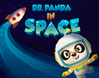 [Game] Dr. Panda in Space