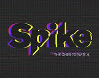 Spike Logo Resolve
