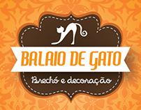 Balaio de Gato - Redesign da logo