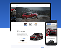 Abou Ghaly Motors - Website