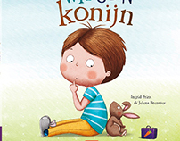Ik wil geen konijn/ I don't want a rabbit, picture book