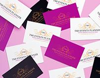 Events Planner   Logo Design