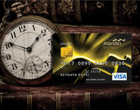 Bank Mandiri Prioritas Debit Card