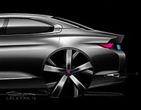 Mitsubishi Galant X