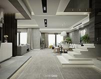 HACIENDA BAY CHALET - INTERIOR DESIGN -