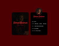 Daily UI #045 — Info Card