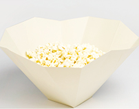 Flower - Popcorn box
