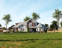 Custom Home visualization-Alabama