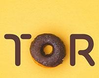 Torus – 6 Rounded Monoline Fonts