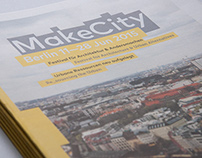 Make City Festival Newspaper