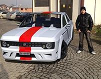 Fiat 128 Concept