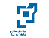 Logo and pictograms for Uni of Technology in Koszalin