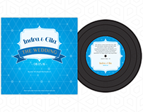 Indra & Gita Wedding Invitation