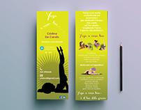 Yoga A Casa Tua - Bookmark