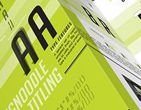 Student work: Typography — Sumaya