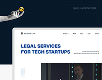 Kelman Law firm corporate website