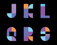 G-O-METRIC - Free Font