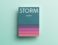 STORM string quartet / Posters