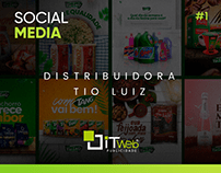 Social Media | Distribuidora Tio Luiz #1