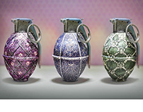 Faberge Grenades