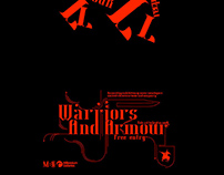 Warriors And Armour