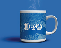 TAMA GROUP – Corporate Design