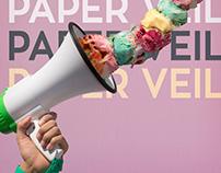 Paper Veil - 'Ice Cream' Promotional Art - 2015