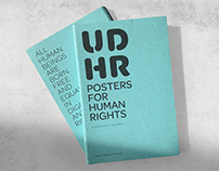 UDHR posters for human rights