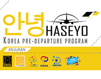 Banner Program Annyeong Haseyo