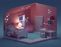 Quick Cute Room