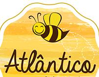 Logotipo Mel dos Açores