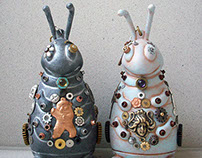 Jaxx and Jasmin, the Jewelbugs
