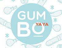 Gumbo Ya Ya Agency Identity