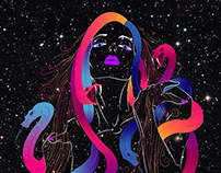 Medusa A3 poster